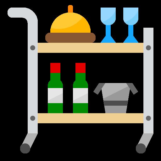 Room service  free icon