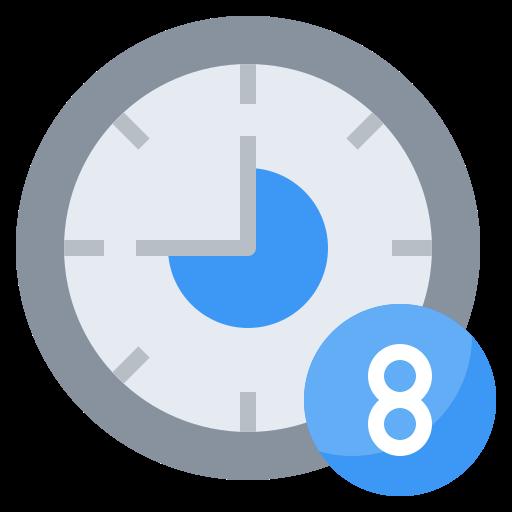 heures d'ouverture  Icône gratuit