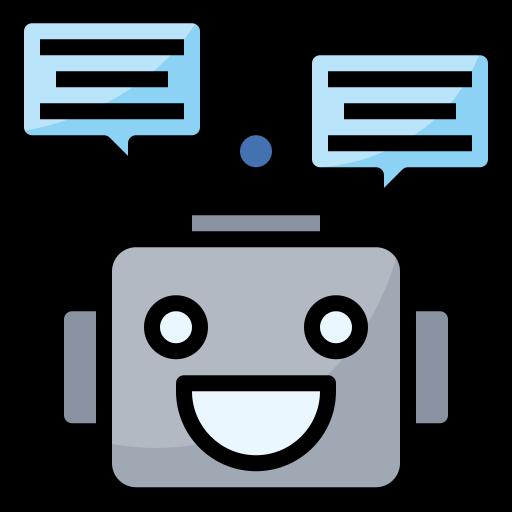 robótico  icono gratis