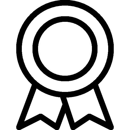 médaille  Icône gratuit