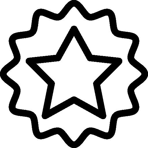 premio  icono gratis