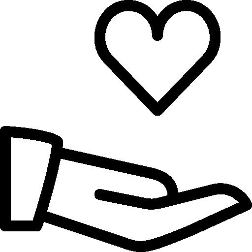cœur  Icône gratuit