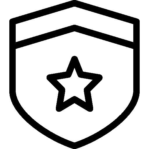 badge  Icône gratuit