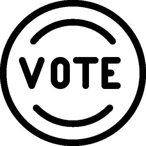 Élections  Icône gratuit