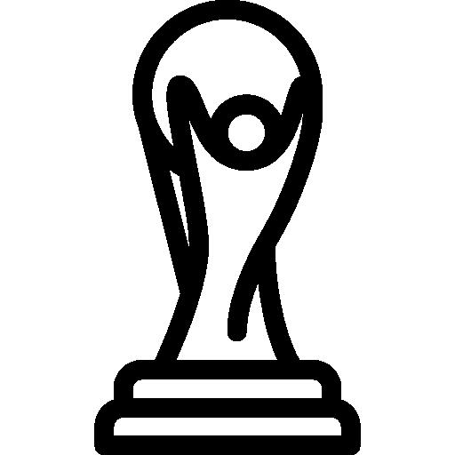coupe du monde  Icône gratuit