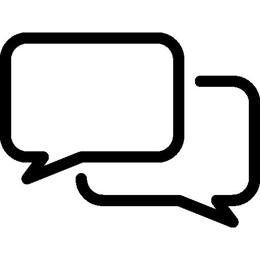 charla  icono gratis