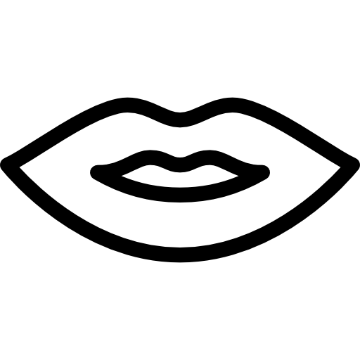 lippen  kostenlos Icon