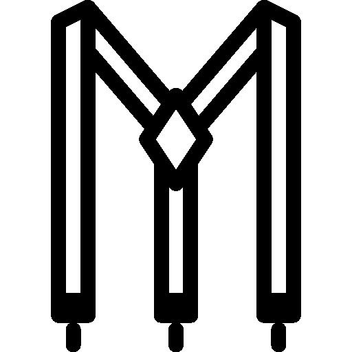 tirantes  icono gratis