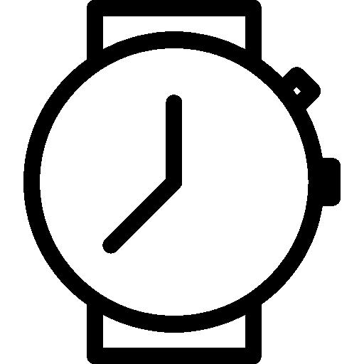 reloj  icono gratis