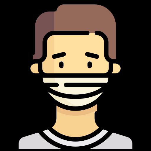 Medical mask  free icon