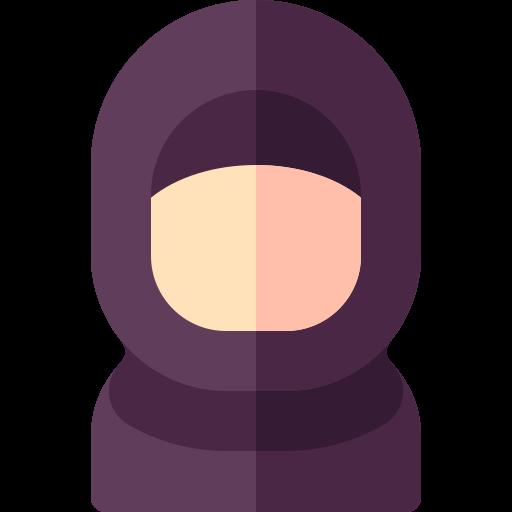 Hijab  free icon