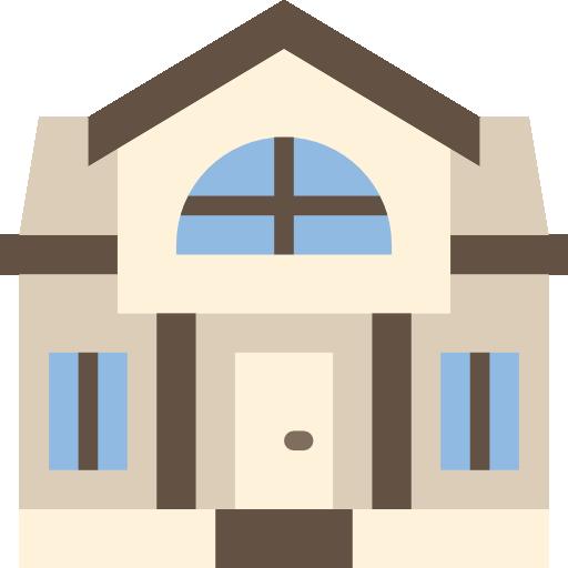 Mansion  free icon