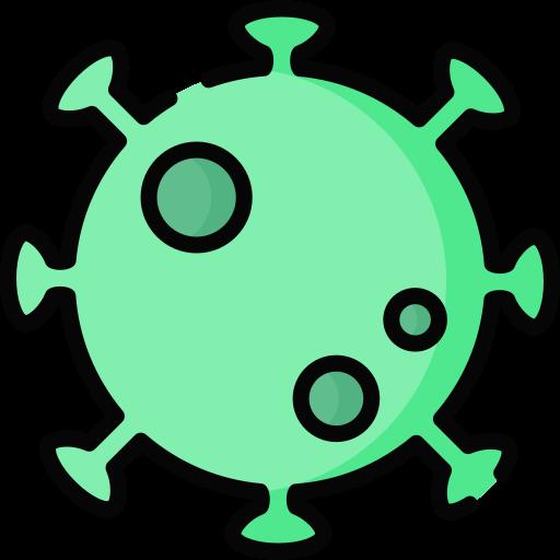 virus  icono gratis