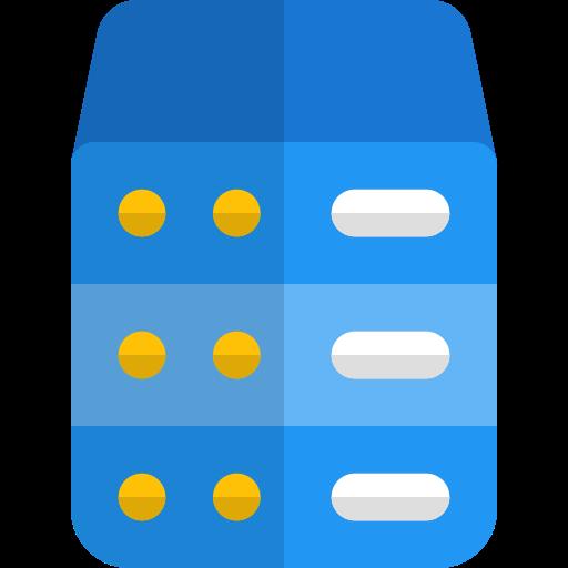 apilado  icono gratis