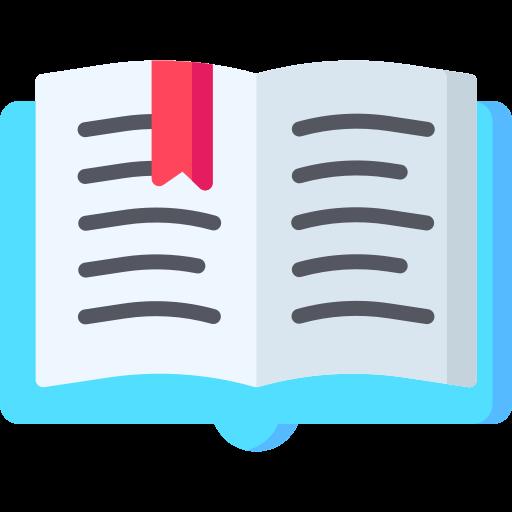책 공개 시험  무료 아이콘