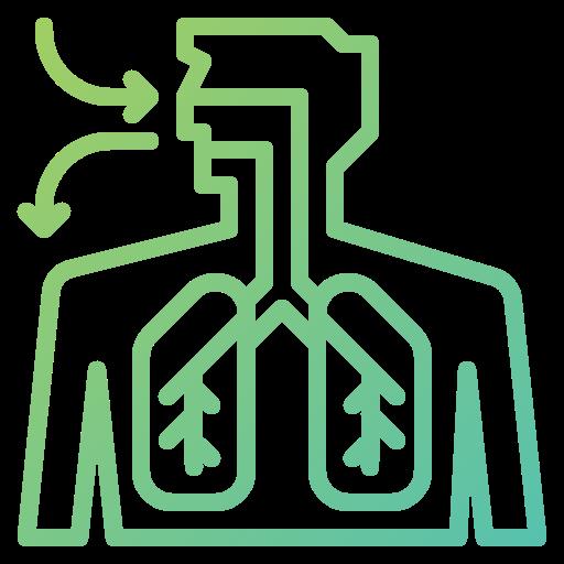 호흡기  무료 아이콘