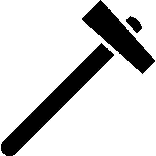 outil de réparation de marteau  Icône gratuit