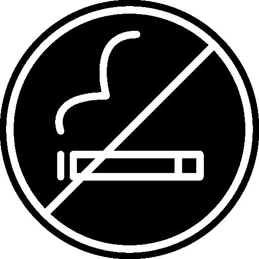 Символ не курить  бесплатно иконка
