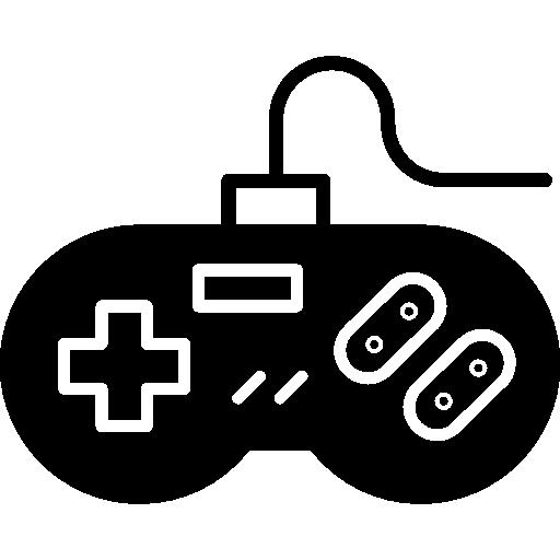 controlador de videojuegos  icono gratis