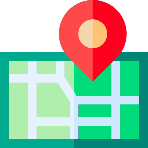 City map  free icon