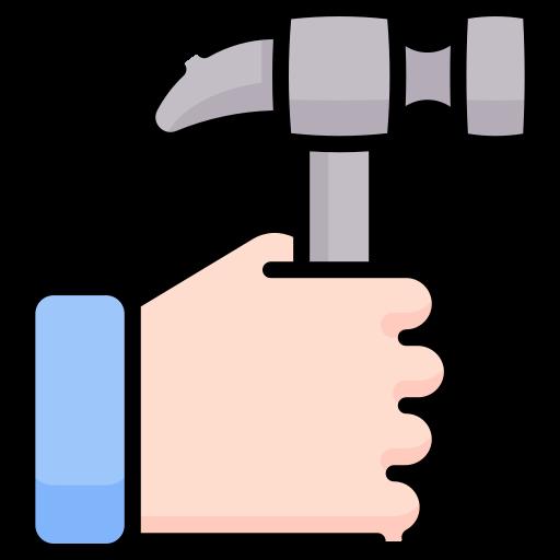 Hammer  free icon