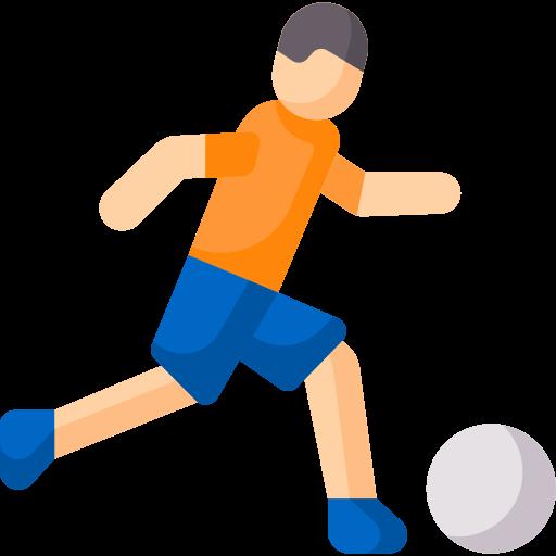 Football player  free icon