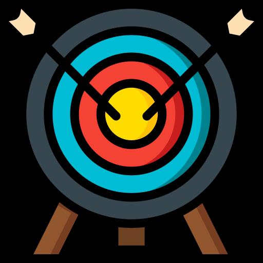 Archery  free icon