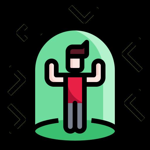 Protection  free icon