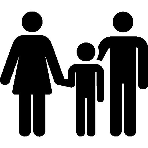 família  grátis ícone