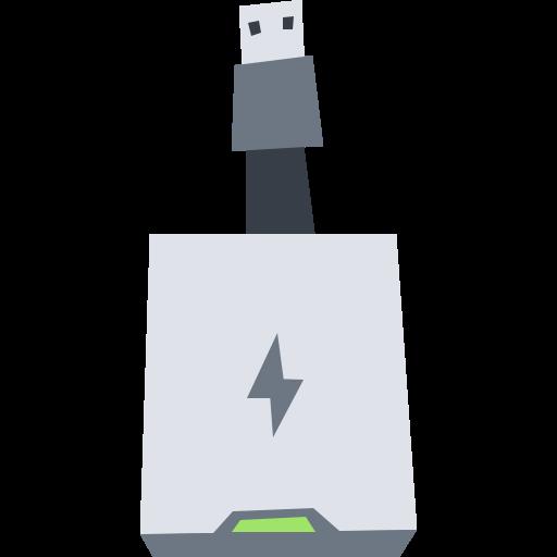 bateria portátil  grátis ícone