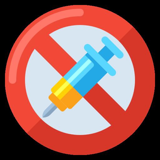 keine impfstoffe  kostenlos Icon