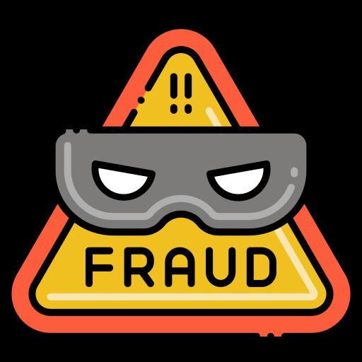 사기 경고  무료 아이콘
