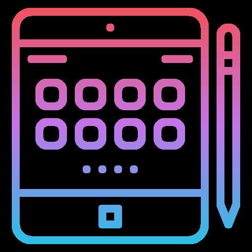 tablette ipad  Icône gratuit