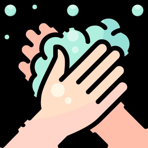 Washing  free icon