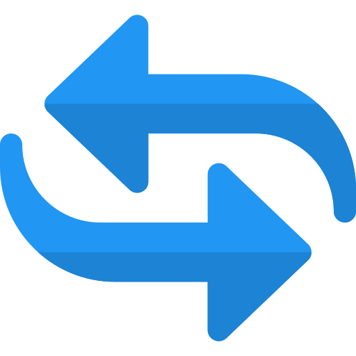 Transfer  free icon