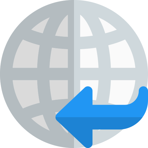 transferencia de datos  icono gratis