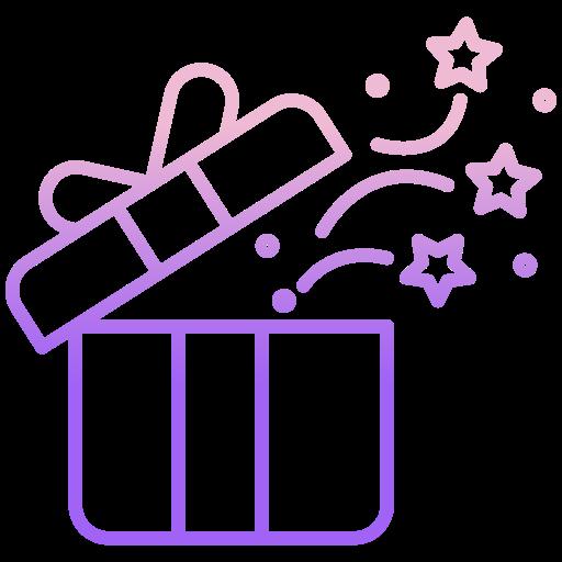 Gift box  free icon