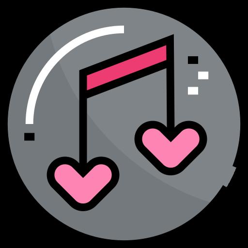 Романтическая музыка  бесплатно иконка