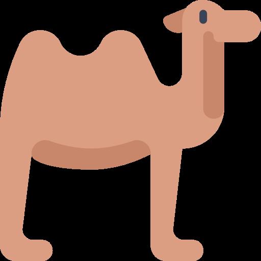 Camel  free icon