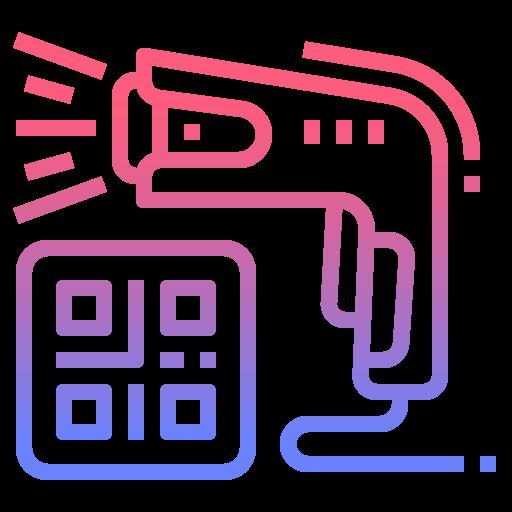 Сканер штрих-кода  бесплатно иконка