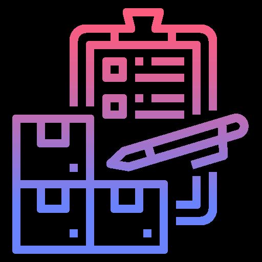 inventário  grátis ícone