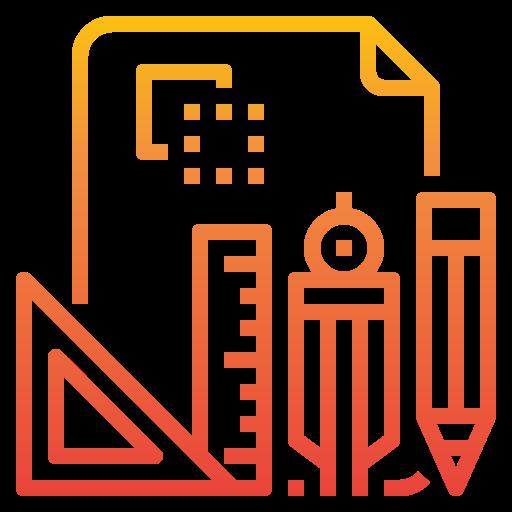 Graphic design  free icon