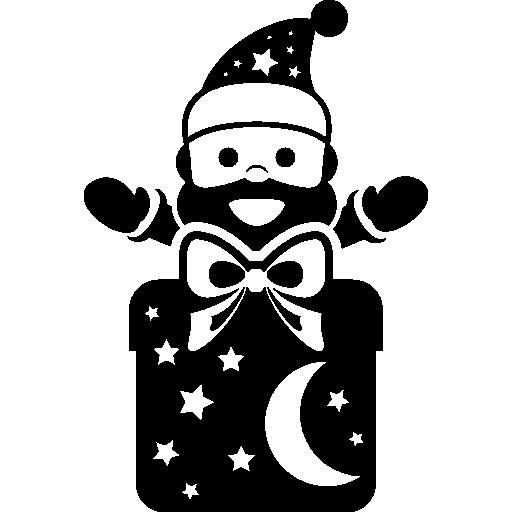 Волшебный Дед Мороз  бесплатно иконка