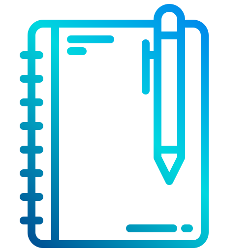 Sketchbook  free icon