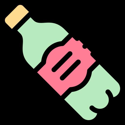 Plastic bottle  free icon