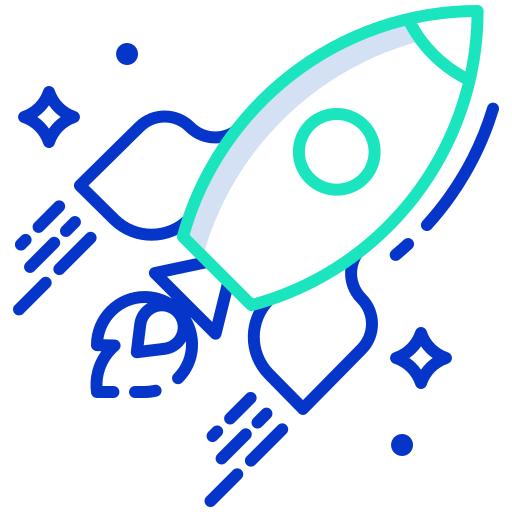 Launch  free icon