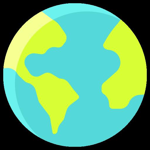 지구  무료 아이콘