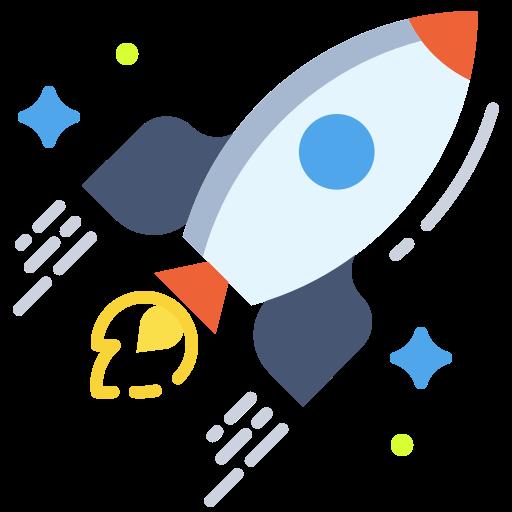 lancement  Icône gratuit