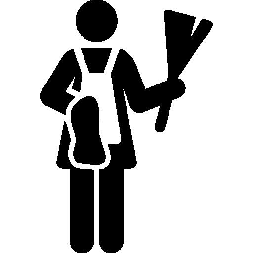 Maid  free icon