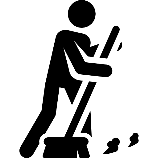 Cleaner  free icon